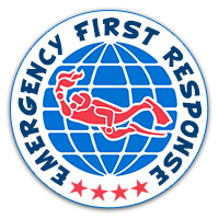 PADI Emergency First Response cursus