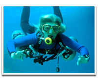 PADI Specialty - Self Reliant Diver