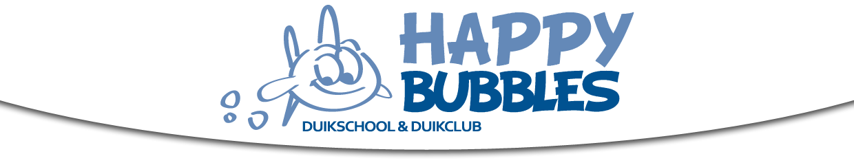 Duikschool & Duikclub Happy Bubbles