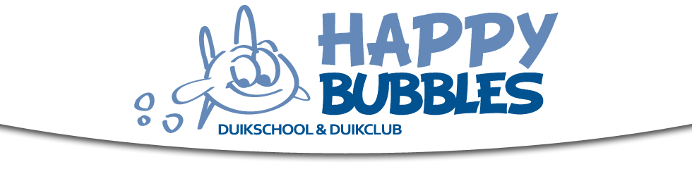 Duikclub Happy Bubbles